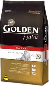 ração golden barata