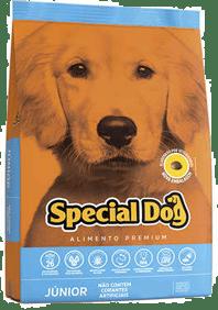 ração special dog é boa