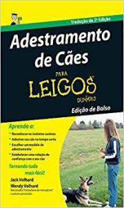 livro Adestramento De Cães Para Leigos
