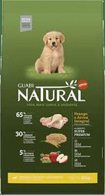 ração guabi natural é boa