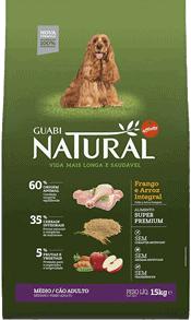 ração guabi natural