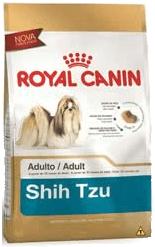 qual a melhor ração para cães da raça shih tzu