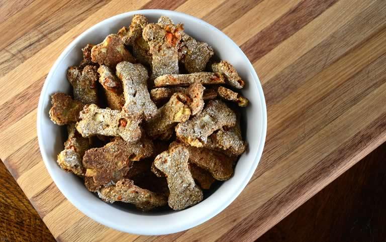 biscoitos saudáveis para cachorro