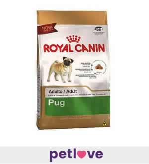 royal canin para pugs