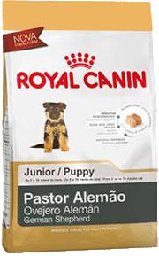 royal canin pastor alemão