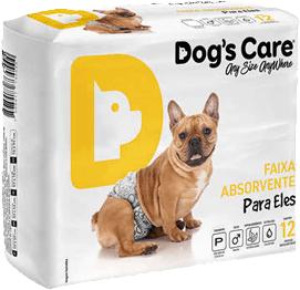 fralda para cães dogs care