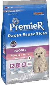 ração Premier Poodle