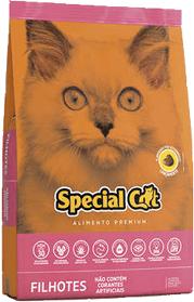 onde comprar a ração Special Cat
