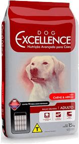 ração dog excellence é boa