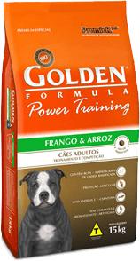 ração golden power training