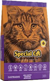 ração special cat é boa