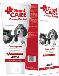 Creme Dental Mundo Animal