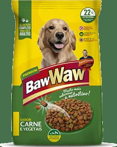 ração baw waw é boa