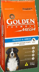 ração golden mega