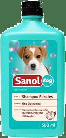 onde comprar shampoo da sanol barato