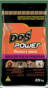 ração dog power é boa
