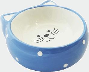 Comedouro Porcelana Power Pets
