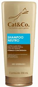 Shampoo Cat & Co