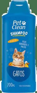 shampoo pet clean