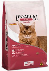 ração cat premium é boa